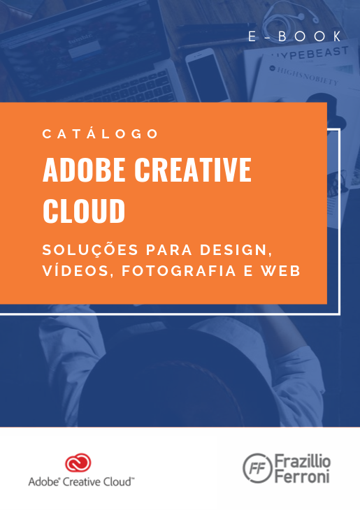 E-book l Catálogo Adobe Creative Cloud
